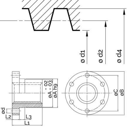 Schéma technique