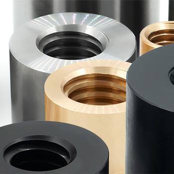 Gradel-Baudin matières acier bronze nylon écrous